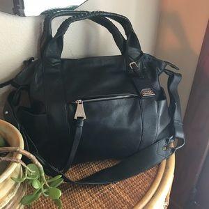 Handbags - Gorgeous Black leather handbag